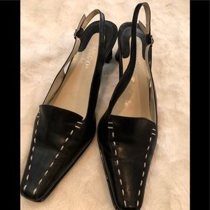 Franco Sarto leather shoes